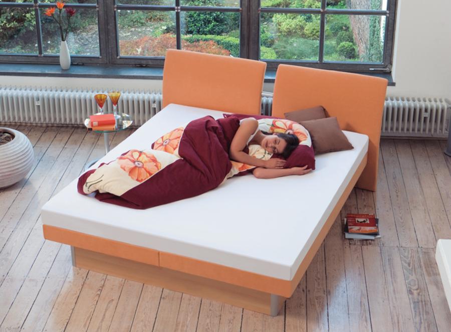 gesund schlafen. Black Bedroom Furniture Sets. Home Design Ideas