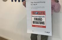 Dipl. Kfm. Christian Schmeckmann,  Senior Consultant der MLP SE und FH zertifizierter Ruhestandsplaner